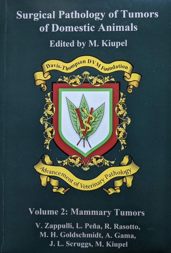 Book. Vol 2_Surgical Pathology of Tumors of Domestic Animals